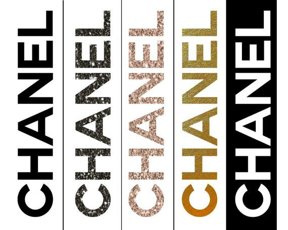 Chanel Bookmarks Chanel Logo Sign Cc Logo Coco Chanel 5 Pack Bookmarks A4 High Res Pdf Plus Free Gift By Chanel Decor Chanel Stickers Chanel Wallpapers
