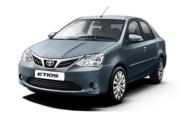 Toyota Etios Toyota, Beige, Black