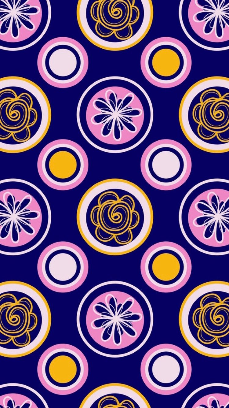 Pin by KeeshaLea on 1 Pattern wallpaper, Love art, Art