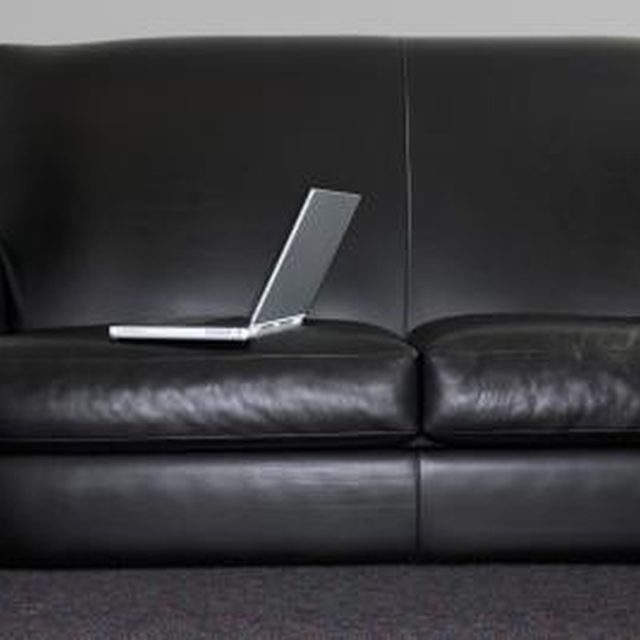 How To Hand Sew A Tear In A Leather Couch Faux Leather Couch