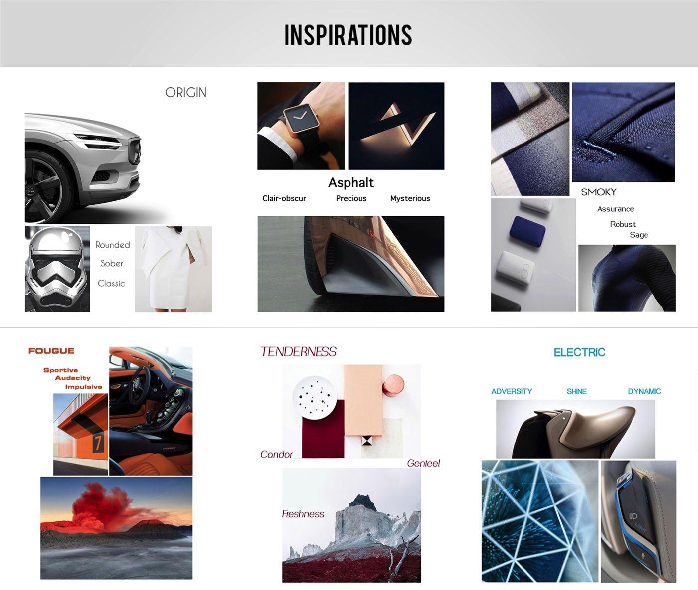 Institut Supérieur De Design Valenciennes semester project : create a business class inspired