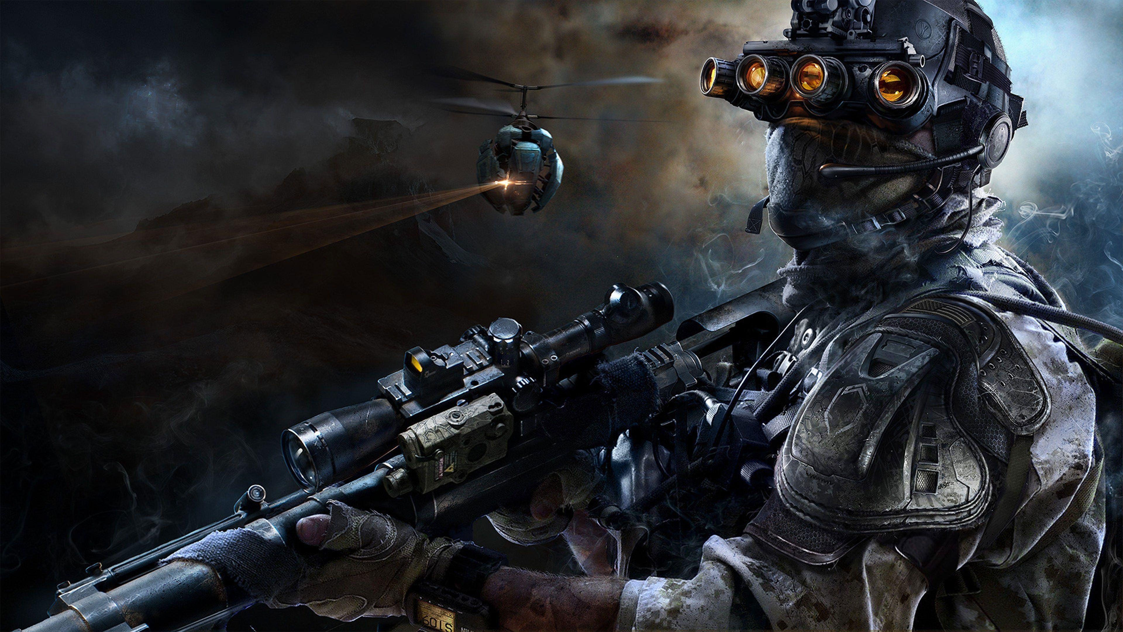 3840x2160 Sniper Ghost Warrior 3 4k Wallpaper Pc Desktop Sniper Ghost Warrior 3
