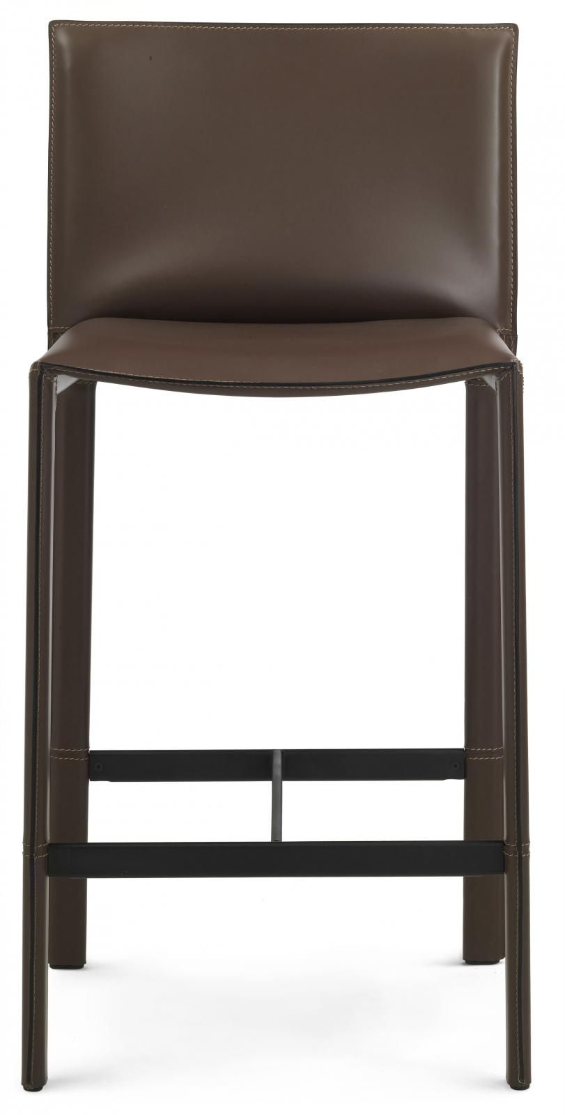 Beautiful Italian Luxury Bar Stool With Luxurious Leather Coverings With Visible Impeccable St Modern Bar Stools Modern Counter Stools Modern Vintage Furniture