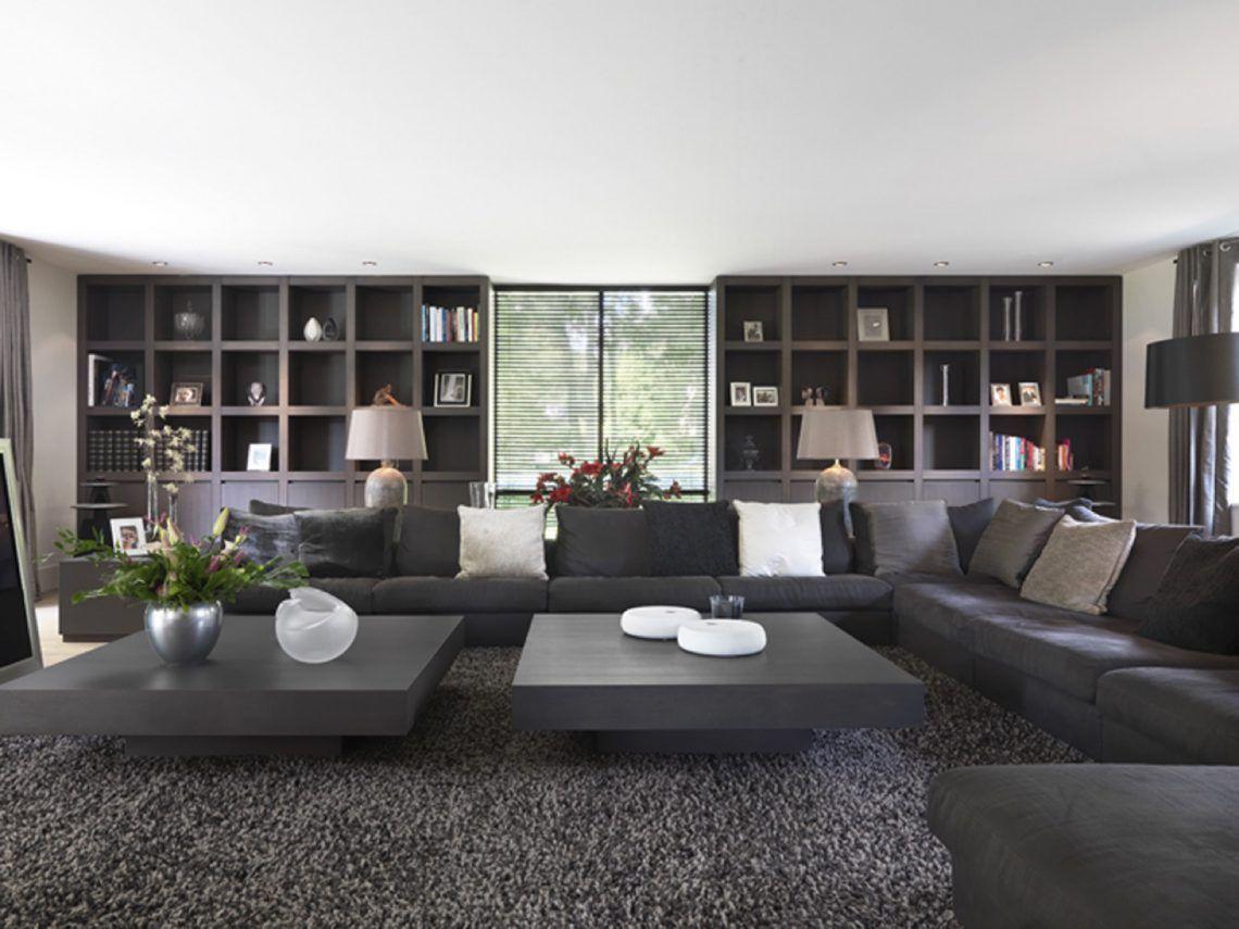 Eliëns exclusieve interieurs woonhuis met modern interieur
