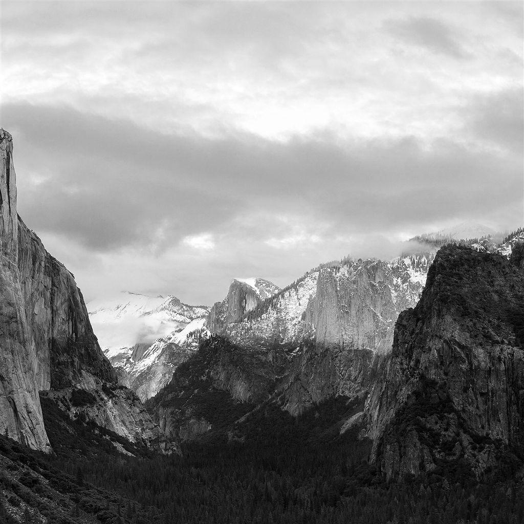 Mac Osx Dark Mountain Landscape Ipad Air Wallpaper Download Iphone Wallpapers Ipad Wallpapers One Stop Down Yosemite Wallpaper Mac Wallpaper Apple Wallpaper