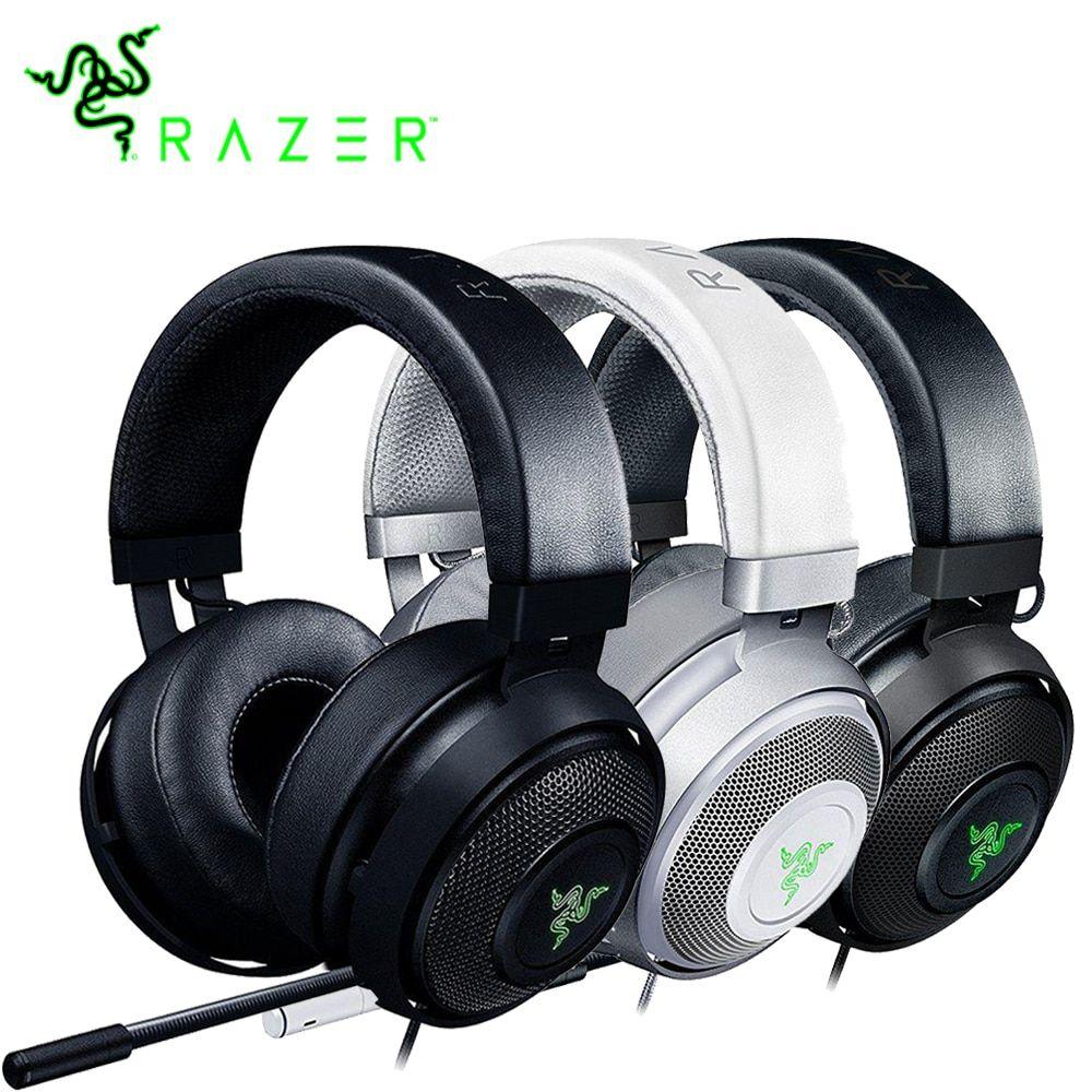 Razer Kraken 7 1 Chroma V2 Usb Gaming Headset With Retractable Digital Microphone And Chroma Lighting Gaming Headphone Review Gaming Headphones Headset Headphones Review