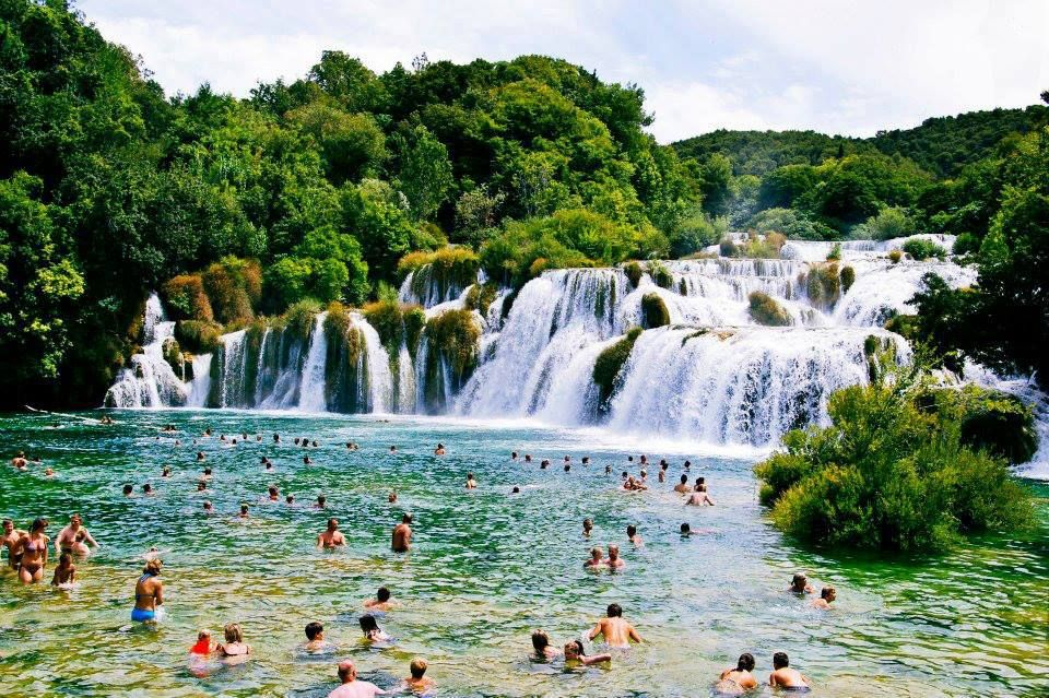 Split Croatia Waterfalls Google Search Krka National