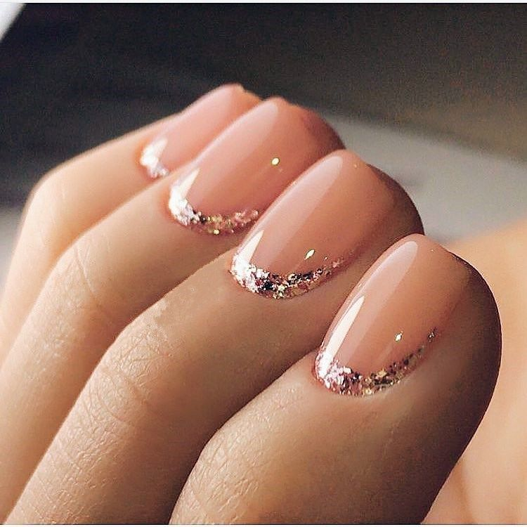 fashionable nail art design