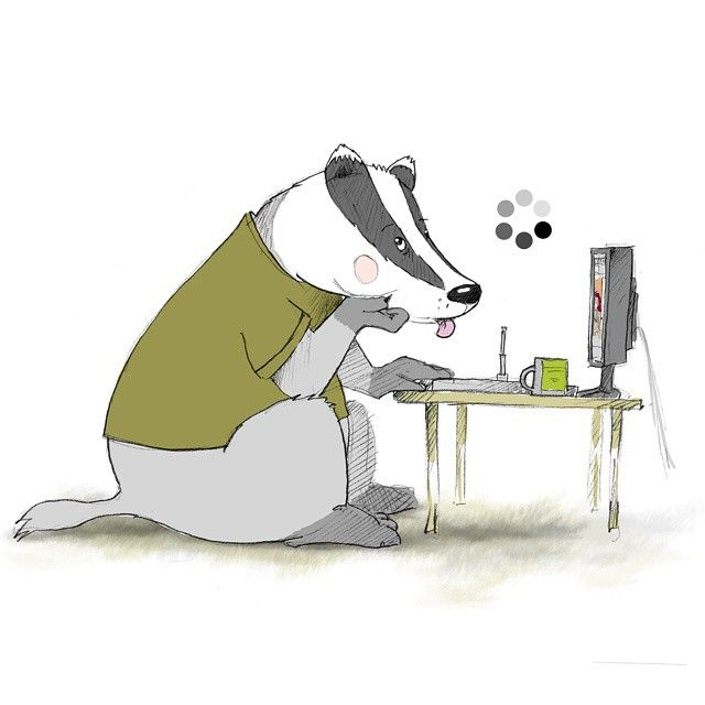 Badger, design and very slow programm