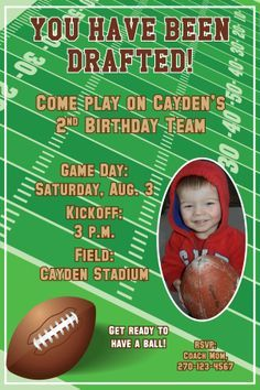 Free Print at Home Birthday Party Invitations Download this