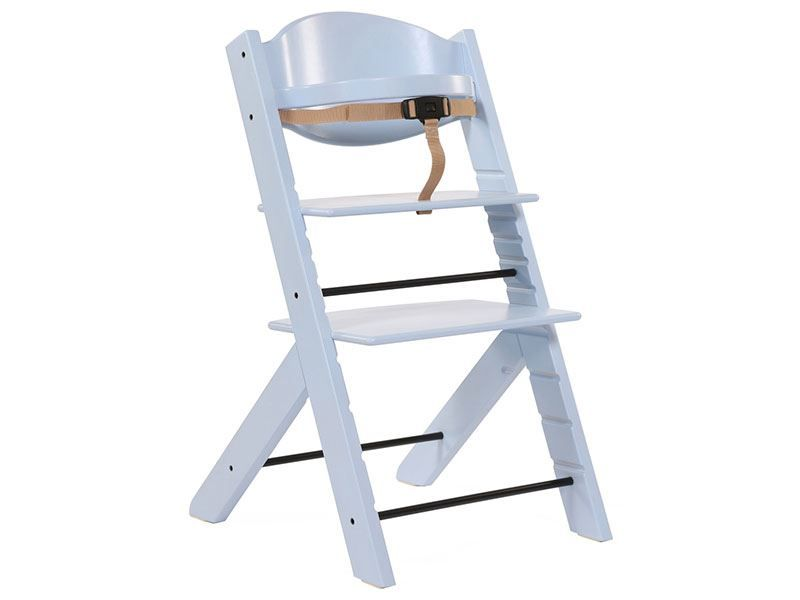 Sgabello Stokke ~ Stokke steps chair walnut babby products