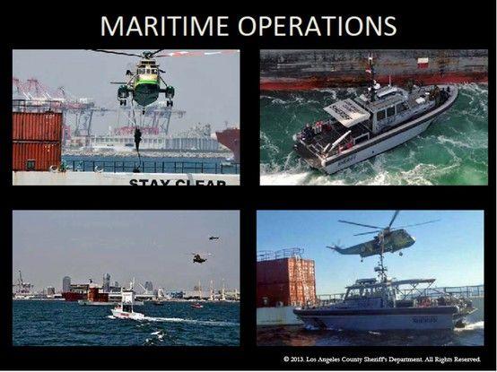Maritime Operations Maritime Rescue Team Boat
