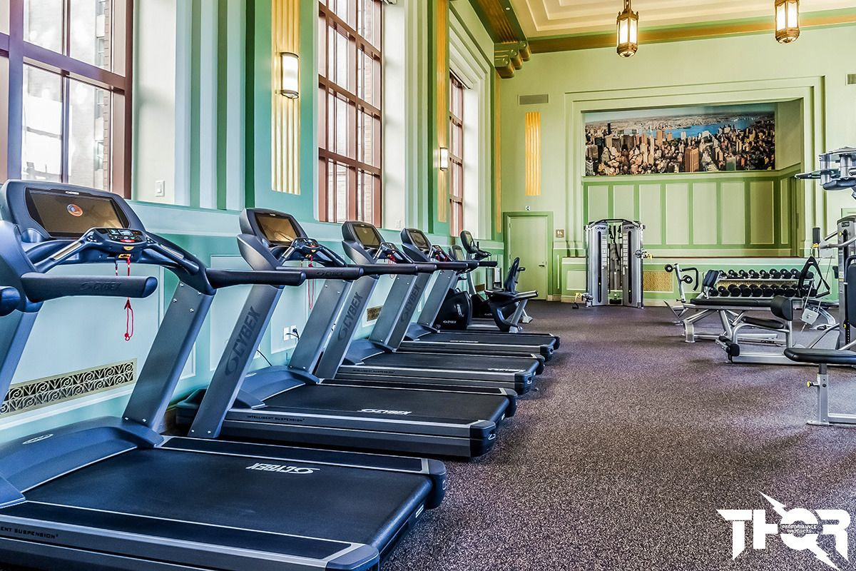 Flooring For Amenity Fitness Centers Wellness Design Gym Design Floor Workouts