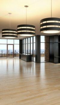 Super Light Blonde Hardwood Floors | 2018 Hardwood Flooring Trends. Water  Borne Polyurethane #2018 #hardwood #flooring #trends #blonde #light # ...