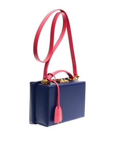 20df36ea3469 Mark Cross Grace leather box bag