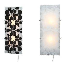 Home Office Furniture IKEA | Ikea wall lights, Ikea wall