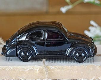 Bouteille Avon Vintage Volkswagen Bouteille De Parfum Noir