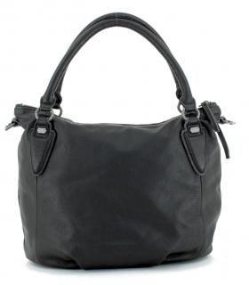 Liebeskind Ledertasche Gina7 Vintage Black Schwarz   Liebeskind ... 8da8add6de