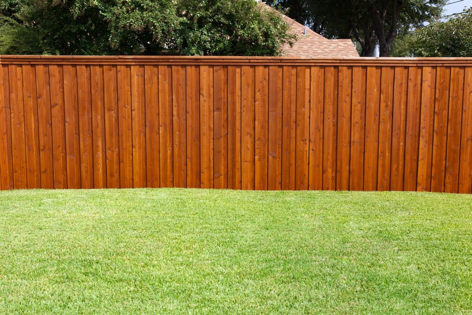 How Much Did it Cost to Build a Wooden Privacy Fence ...