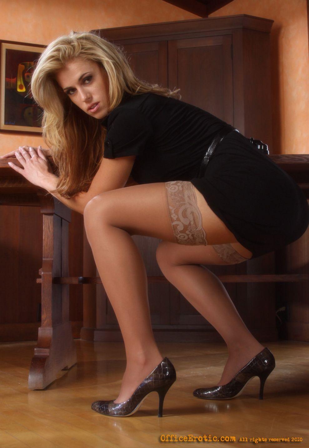 Randy Moore  Fine Women  Sexy Stockings, Stockings Legs -6779