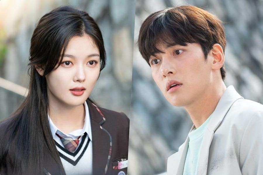 "Kim Yoo Jung's Bold Attitude Flusters Ji Chang Wook During Their 1st Encounter In ""Backstreet Rookie"""