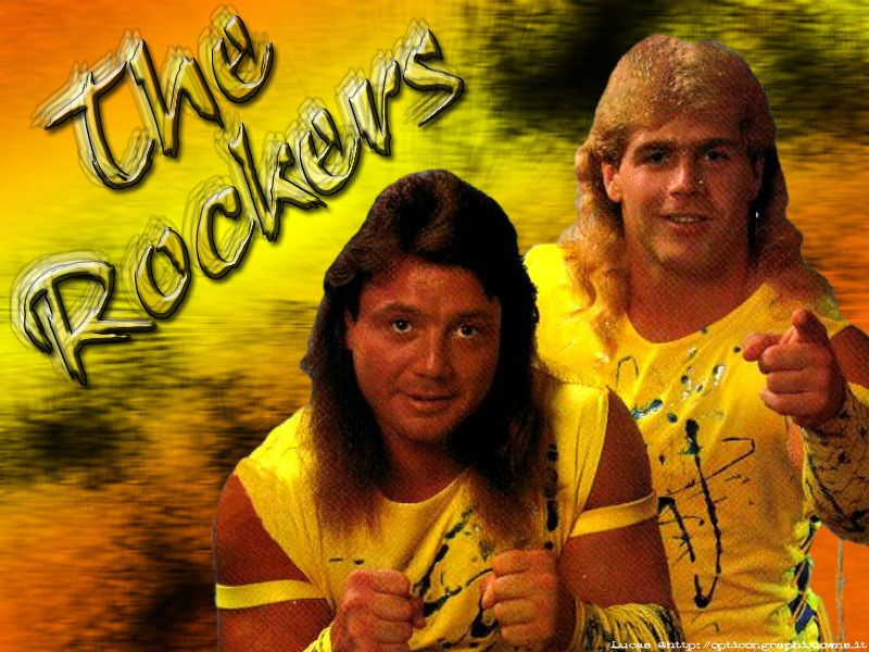 Image Detail For The Rockers Classic Wwf Professional