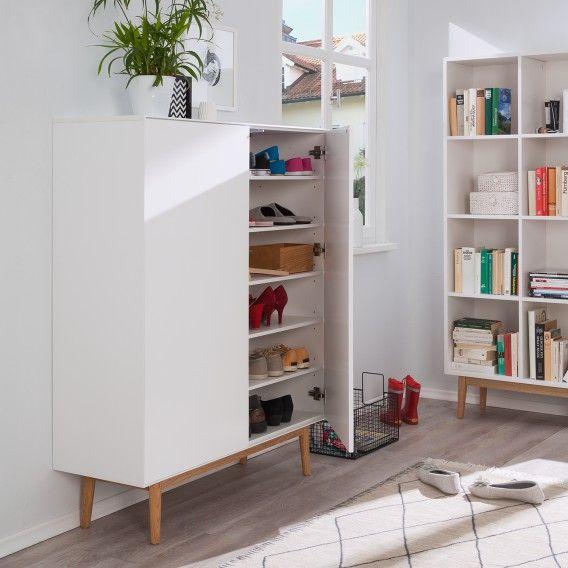 Morteens Schuhkommode Fur Ein Modernes Heim Home24 Schuhschrank Mobel Online Shop Schuhschrank Weiss