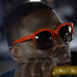8fe99eb3ca10 Kevin Hart wears Coach HC8047 L035 Casey sunglasses in the movie Ride Along  2.