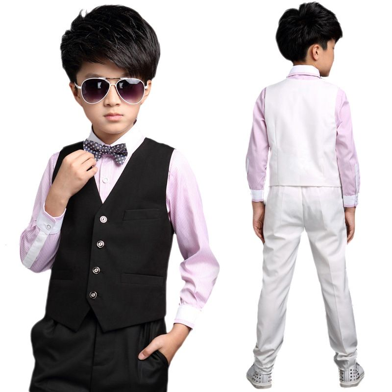 new children suit fashion baby boys suits kids blazer boys formal suit for weddings boys clothes