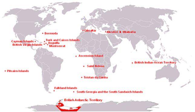Map Of Uk Overseas Territories.Map Of British Overseas Territories Payphones In British Overseas