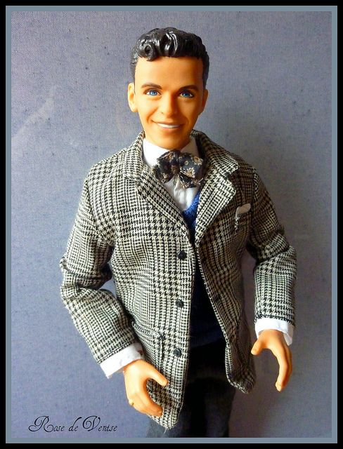 02ecc247449dc Frank Sinatra doll  Who knew  Obviously not me. I want one ...