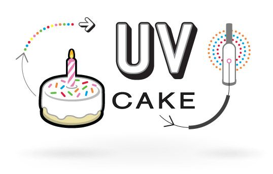 The official celebration spirit. For birthdays, anniversaries, weddings, Friday nights or any special occasion! Celebrating UV Vodka's 10th anniversary with a celebratory flavor.