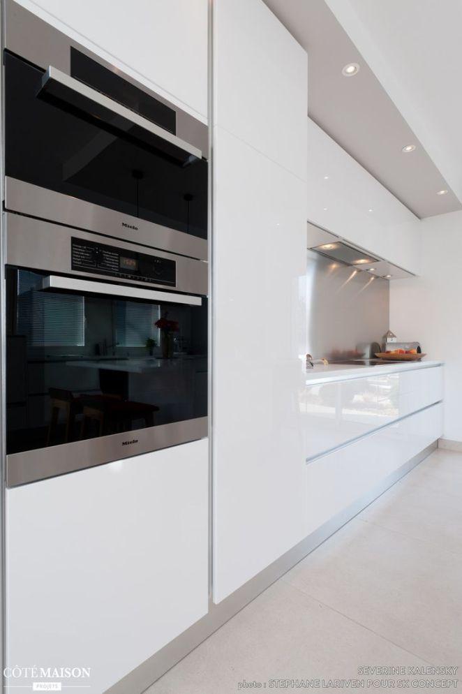 Idée relooking cuisine Projet cuisine design italien total look