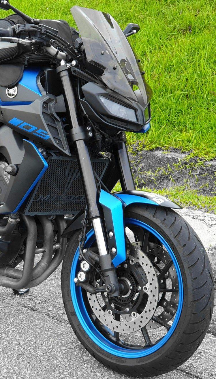 Meet Yamahas new MT 09 naked triple - Bikes Republic