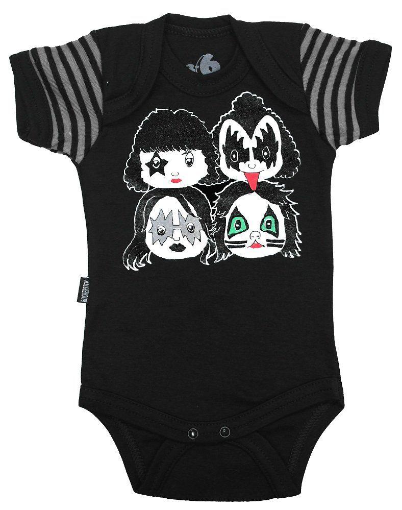 ropa de bebe rockera