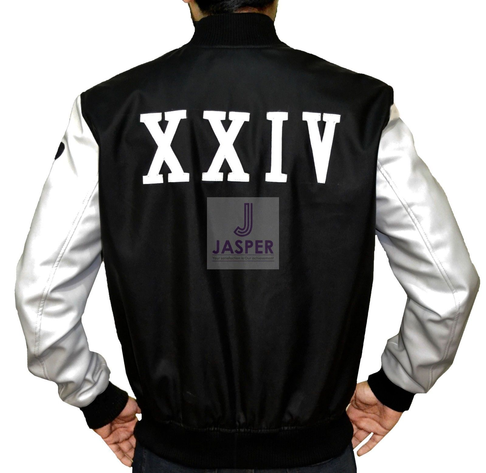 928273ca6e5dd9 KOBE Destroyer XXIV Battle Michael B Jordan Leather Jacket Inspired by  Micheal B Jordan an American movie Star from movie Creed and it s role as  Kobe ...