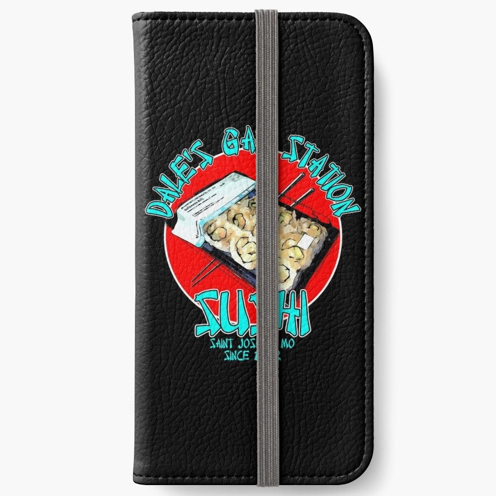 Dale S Gas Station Sushi Iphone Wallet By Bad Dice In 2020 Iphone Wallet Stuff To Buy Gas Station You can think of lots of questions like this, like would you let your dry cleaner operate on you? pinterest