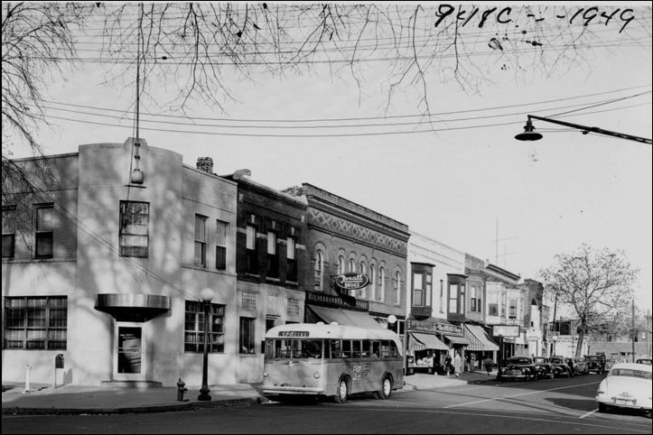 Downtown Normal Il 1949 Favorite Places Art Gallery Wall The