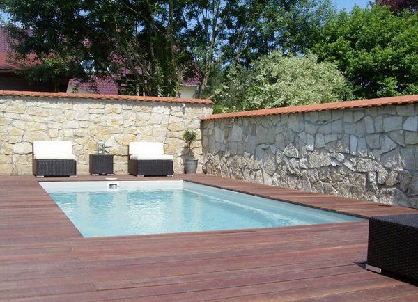 Small Inground Pools Are The Perfect Solution If You Have A Limited Outdoor  Space But Still Want A Stunning Outdoor Area.