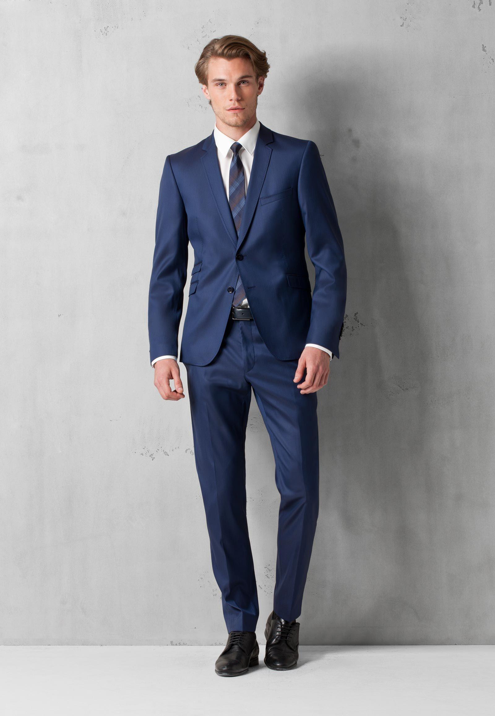 5f09088ca21a Anzug Vince-Madden, stahl-blau - im Strellson Online-Shop   Anzüge ...