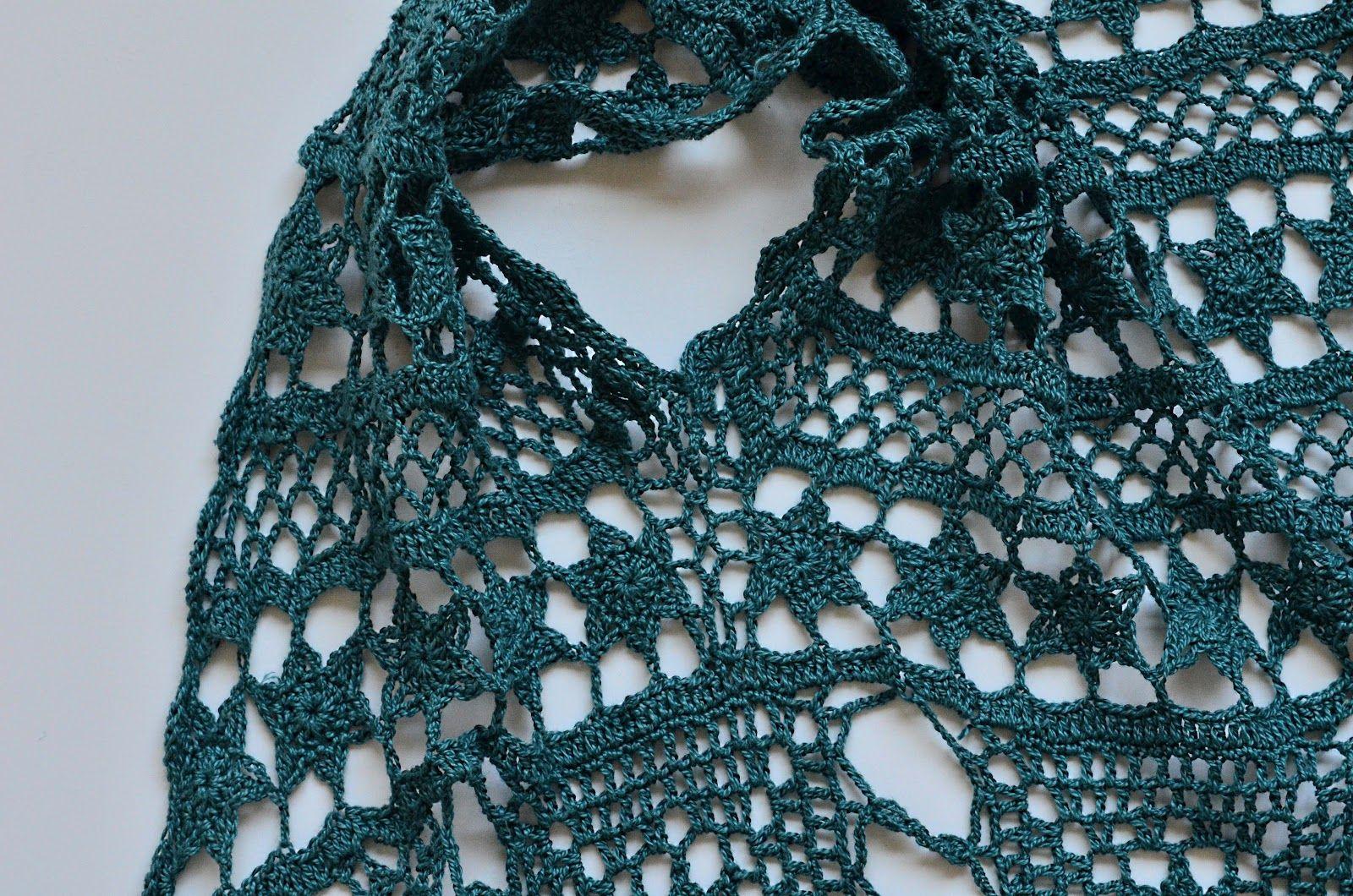 Outstanding Crochet: I've finished my Bostonproper vest. Pictures.