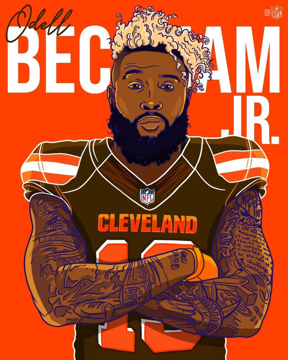 Trenches (trenches_) Twitter Beckham jr, Cleveland