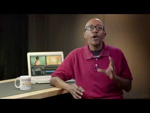 Why you get moiré and aliasing video production lynda