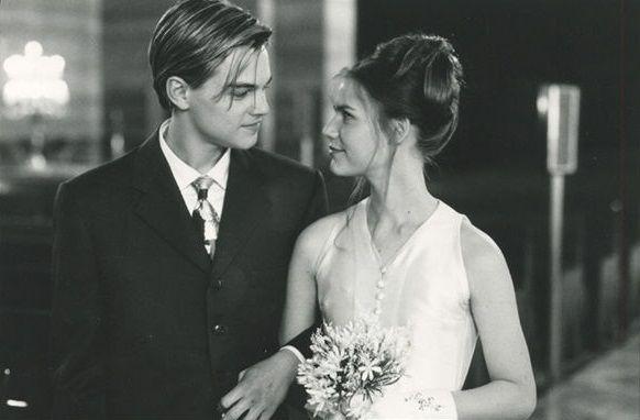 Leonardo DiCaprio & Claire Danes. Photo 20th Century Fox.