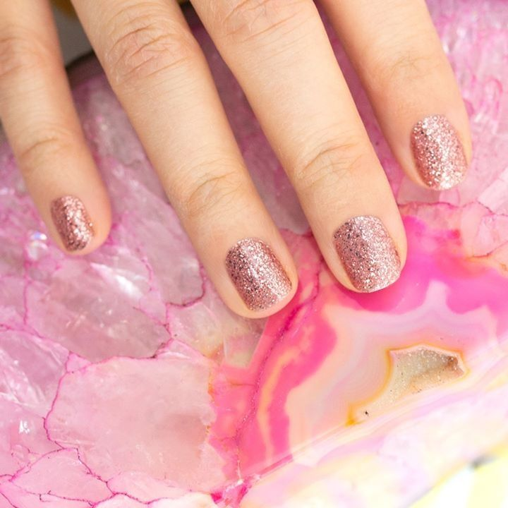 Check out all our glitter strips french manicure gel