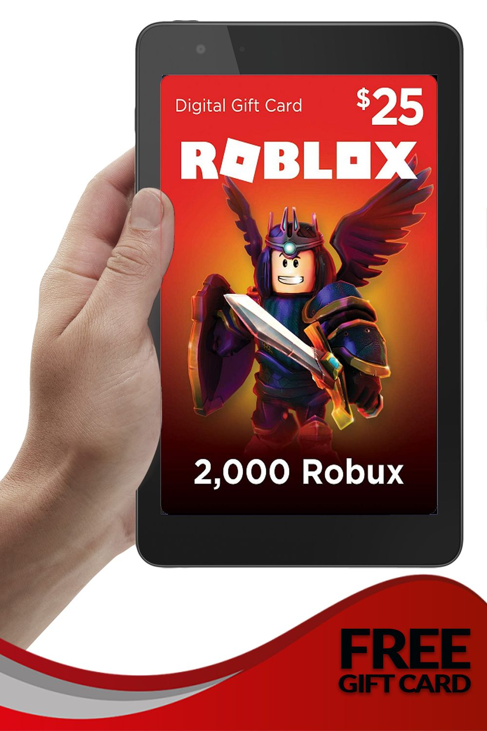 Free Roblox Redeem Gift Card Codes List Offer In 2020 Roblox Gifts Digital Gift Card Gift Card