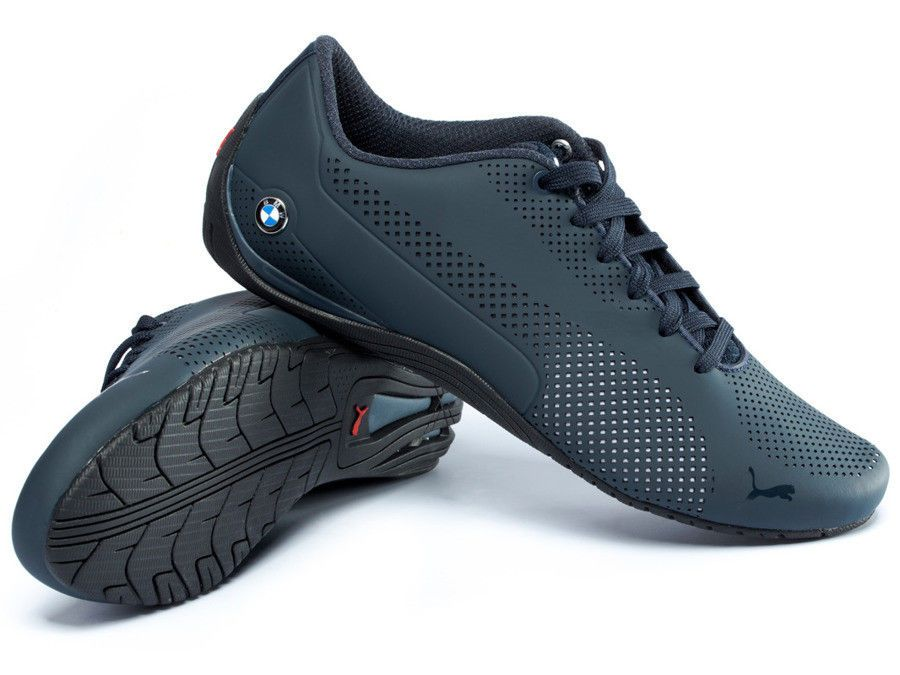 Product Code 30588201 Model Drift Cat 5 Ultra Collection Bmw Motorsport Upper Synthetic Color Navy Blue I Do Sport Shoes Men Motorsport Shoes Sport Shoes