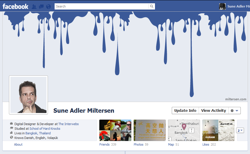 Facebook Timeline Cover Ideas  Tech Stuff I Like