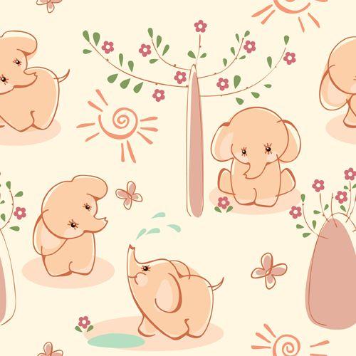 Cute kid card design vector 06 print design for Cute paper designs