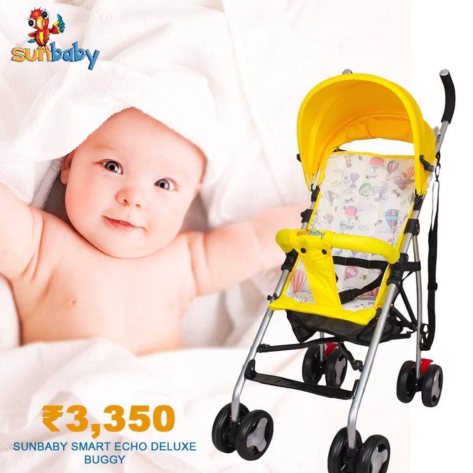 ef1e23597 Pin by Sunbaby India on Sunbaby Strollers   Prams Online India ...